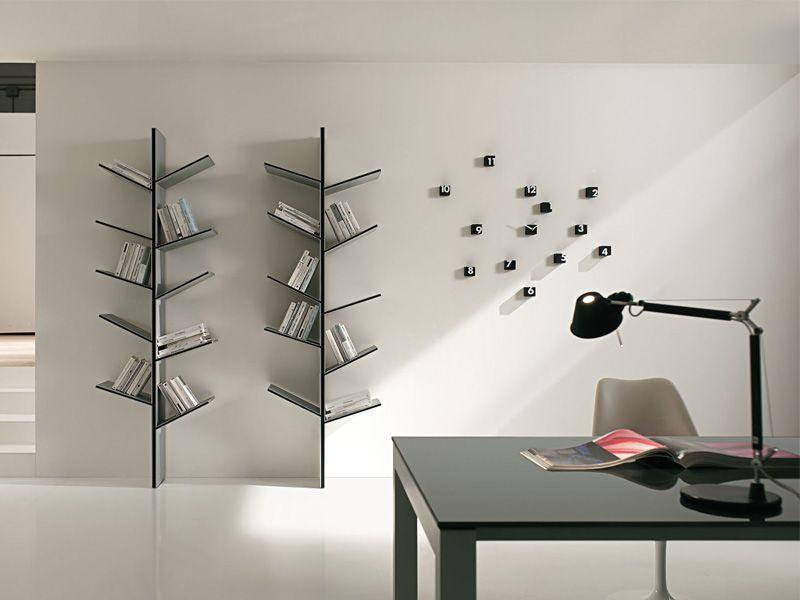 images of modern bookshelves | idi design