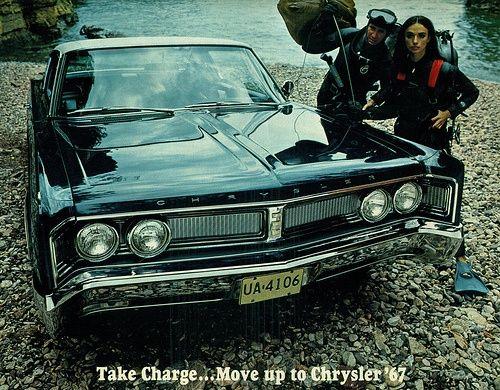 1967 Chrysler Newport 2 Door Hardtop Maintenance Restoration Of