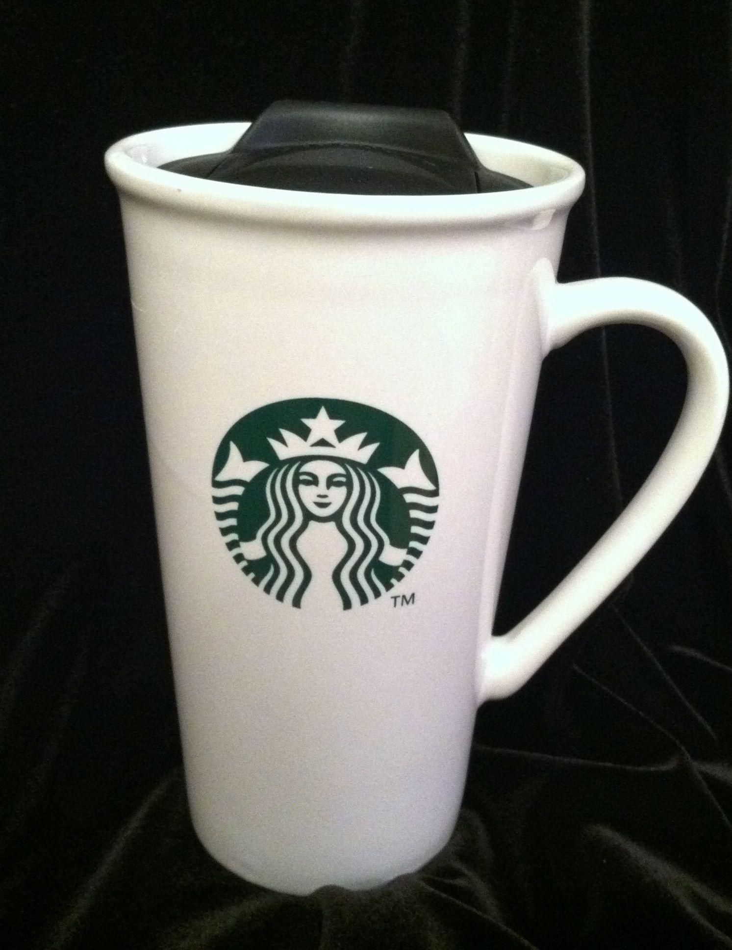 B Calm Starbucks travel mug |...