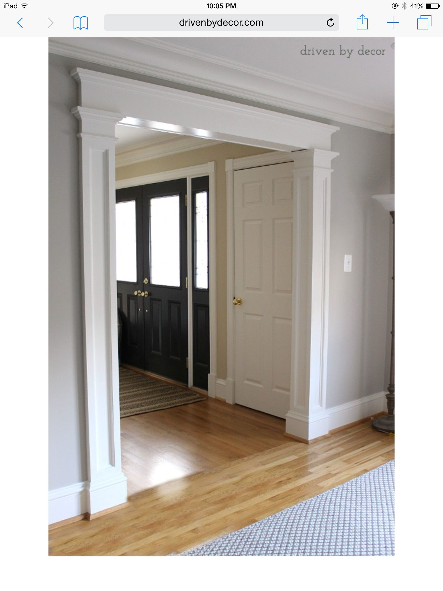 Home Renovation, Home Remodeling, Moldings