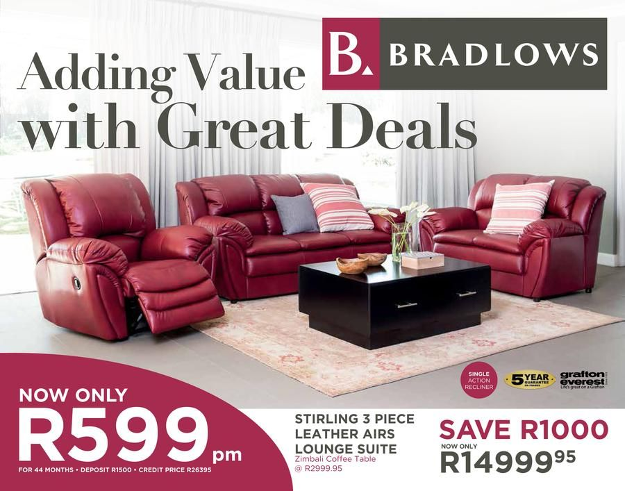 Bradlows Morkels Catalogue Specials