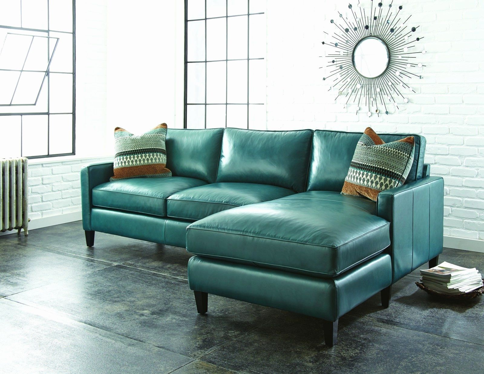 Best Of Teal Sofa Set Shot Unique Mesmerizing Navy Blue Leather Furniture Cobalt On Light