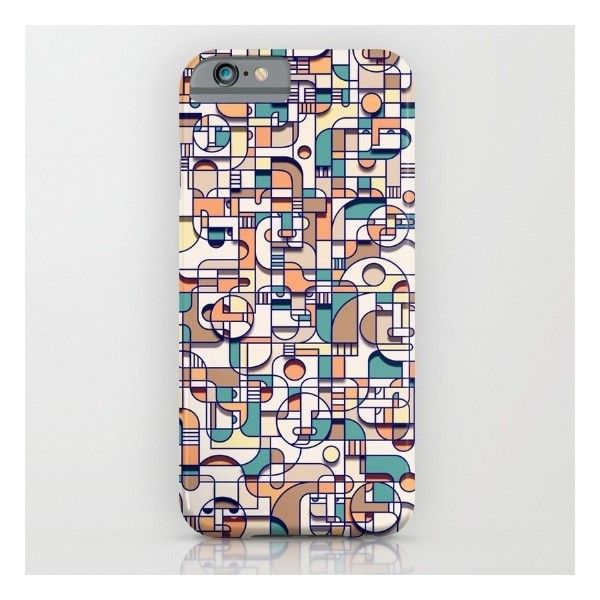 Human Beings iPhone 6s Case ($35) ❤ liked on Polyvore featuring accessories, tech accessories and iphone & ipod cases