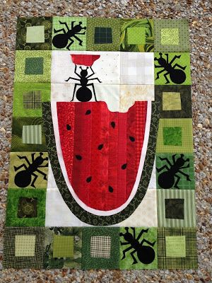 A Quilt and A Prayer: May NewFO Challenge