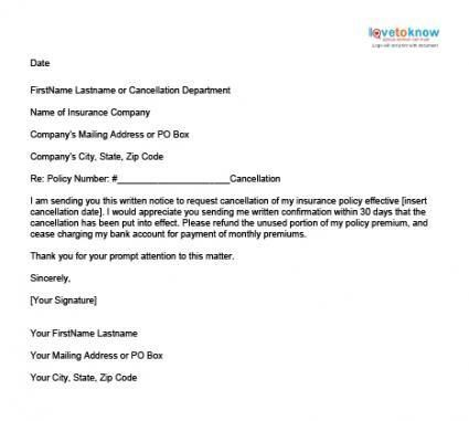 Example Of Termination Letter To Employee Awesome Smak Forsikring Avbestillings Letter Ccphotostories Sample For .