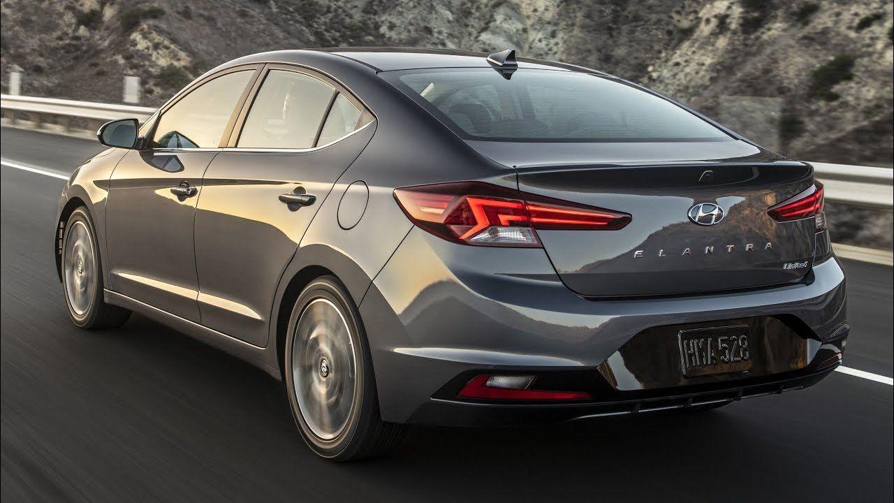 2019 Hyundai Elantra Sedan Interior Exterior And Drive Elantra Hyundai Elantra Hyundai