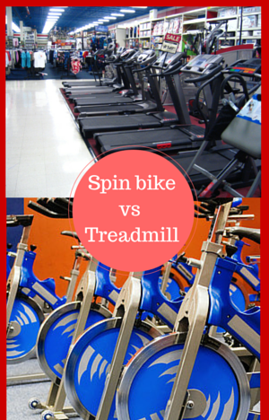 Spin Bike Vs Treadmill How Do They Compare Biking Workout