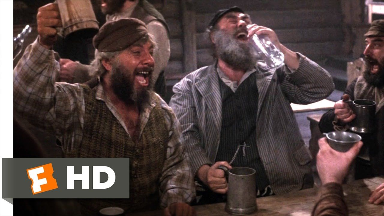 Fiddler on the Roof (6/10) Movie CLIP To Life! (1971) HD