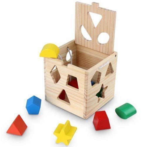 kleinkinder spielzeug holz kinder lern spiele steck. Black Bedroom Furniture Sets. Home Design Ideas