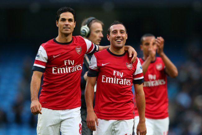 Mikel Arteta S Arsenal Return Complicated By Aaron Ramsey S Rise To Primacy Mikel Arteta Arsenal Premier League Arsenal