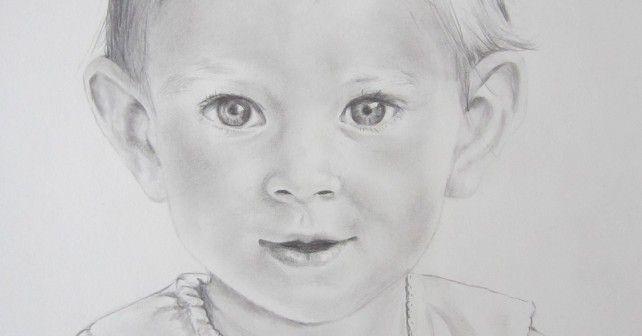 Een portret tekenen