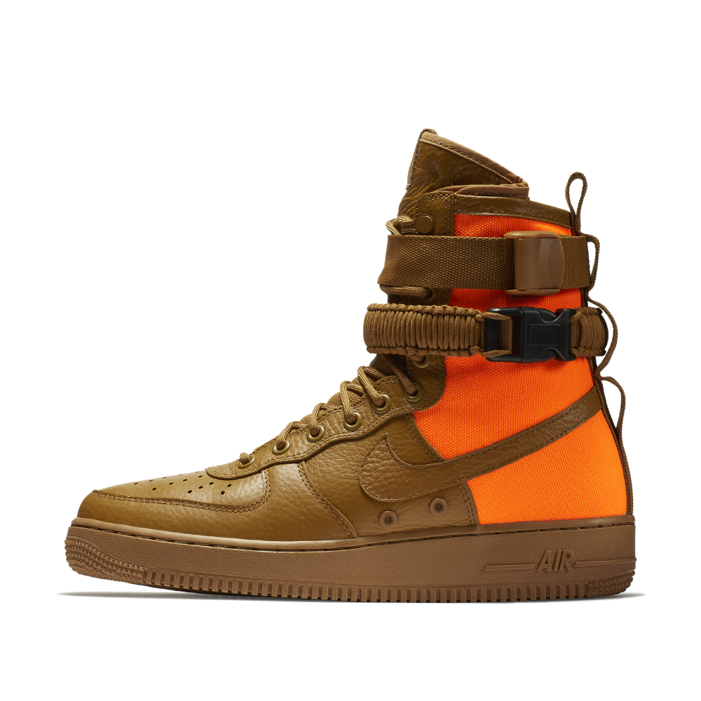 new product fcbfd 9d897 Nike Special Field Air Force 1 QS Men s Shoe Size 10.5 (Brown)