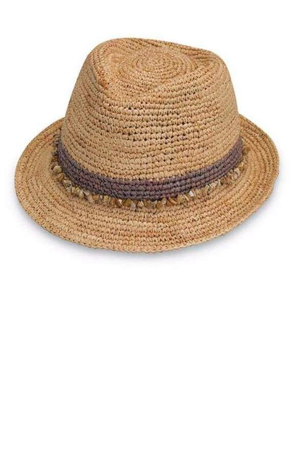 c065f80d7a9c3 Wallaroo Hat Company Tahiti Taupe Hat