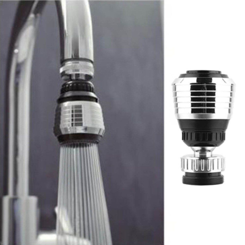 360 Rotate Faucet Nozzle Filter Adapter Tap Aerator Spray Water Saving Water Bubbler Swivel Shower Head Device For Kitchen Bath Runolf Faucet Faucet Aerators Faucet Accessories