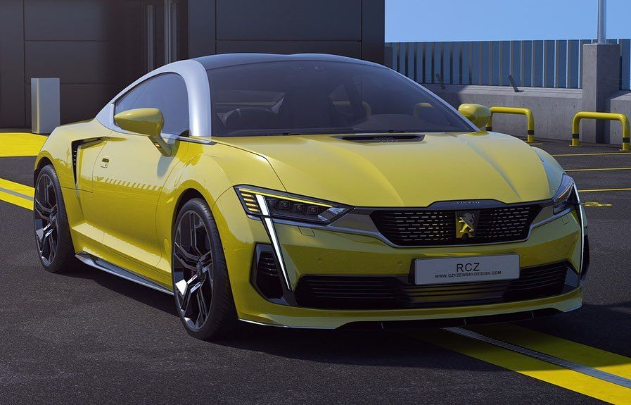 Kbaffour On Instagram Peugeot Rcz Do You Want To See This One Make It To Production Great Content Follow Me Here Autosto In 2021 Peugeot Audi Tt Concept