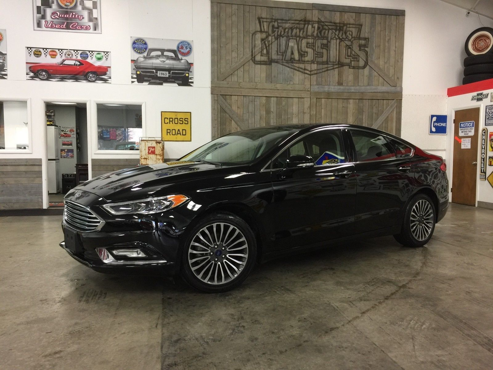 2017 Ford Fusion Titanium Hybrid Ford Fusion Awd Ford Fusion Awd