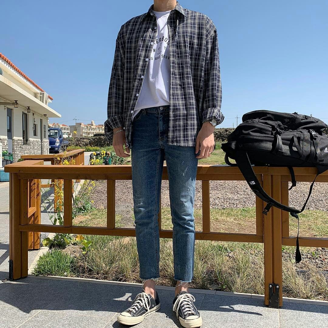 6 Divine 90s Fashion Trends Portentous Useful Tips In 2020 Men Fashion Casual Outfits Asian Men Fashion Stylish Mens Outfits