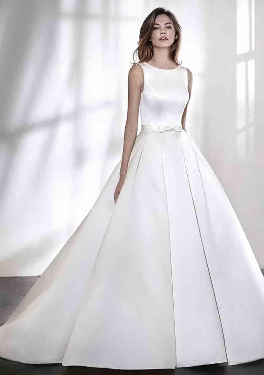 Trouwjurk Klassiek.Klassieke Trouwjurk Trouwjurk San Patrick Lituania Wedding Bride