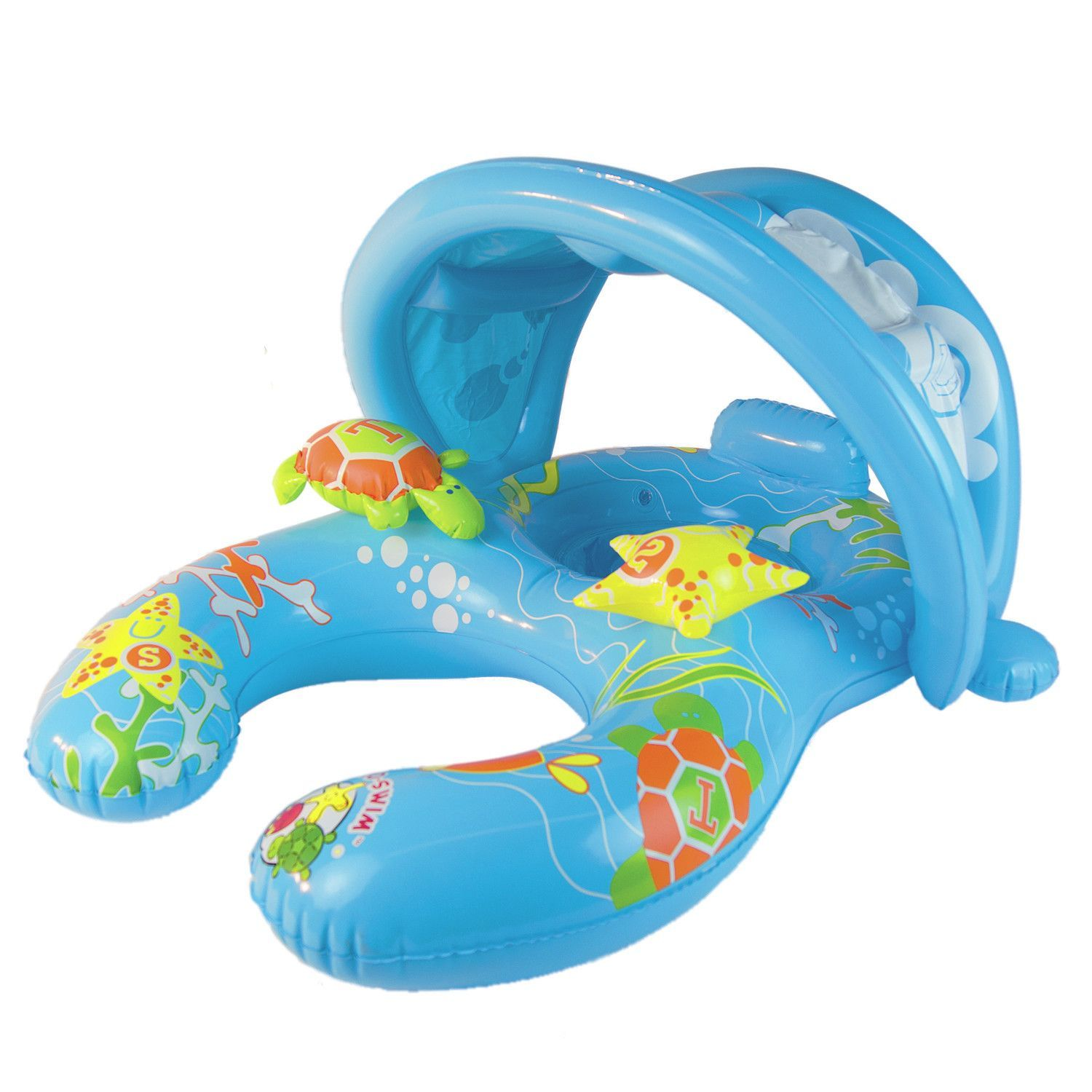 Mommy And Me Baby Rider Pool Toy Baby Gear Baby Float