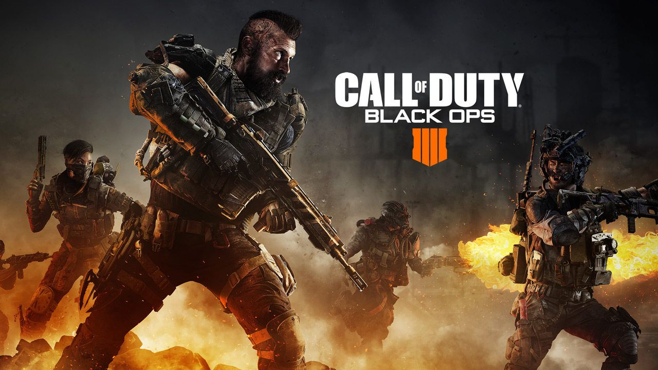 Call Of Duty Black Ops 4 Multiplayer Beta Starts Today On Ps4 Call Of Duty Black Black Ops Black Ops 4