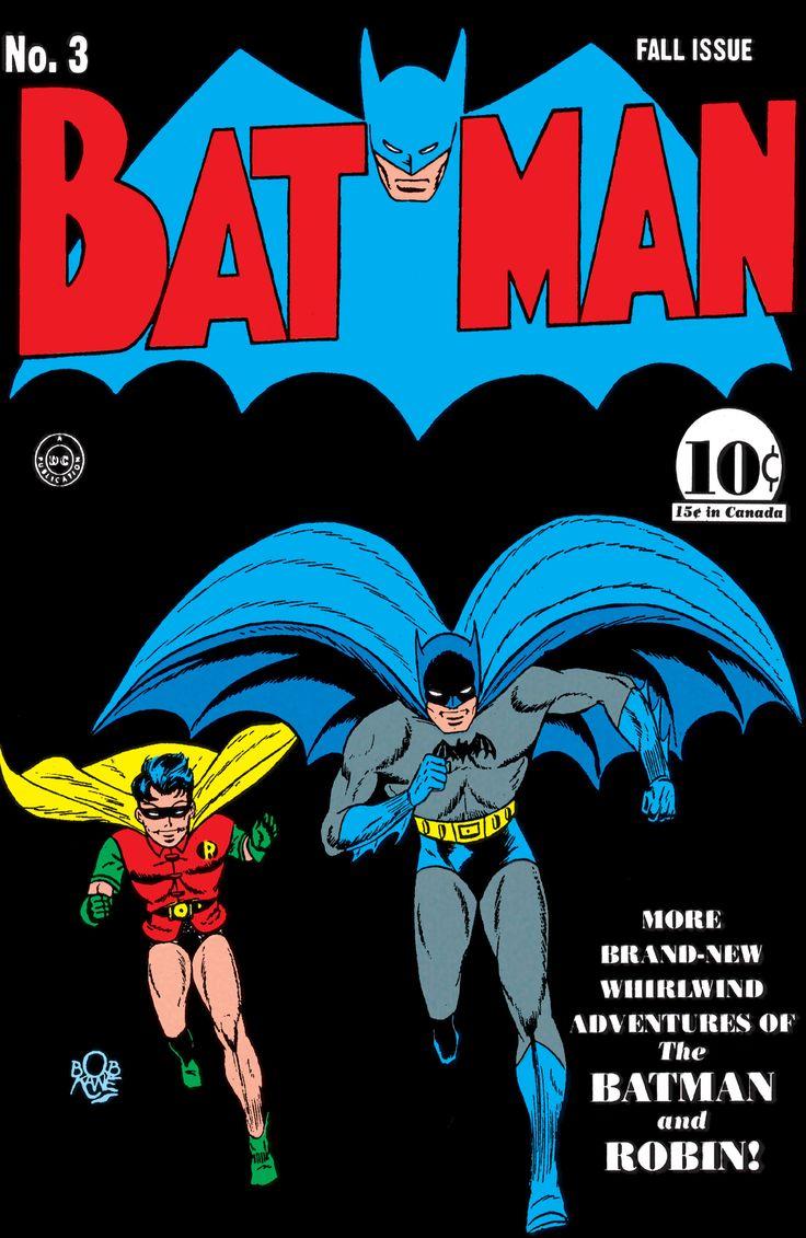 Image result for batman #3 1941