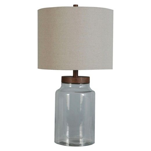Enjoy Table Lamps Like No One Elseu0027s With The Threshold Fillable Ambient  Lighting Collection. These Unique Table Lamps Let You Add Light, Depth And  Texture ...