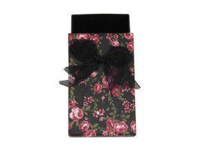 Ružičková darčeková krabička