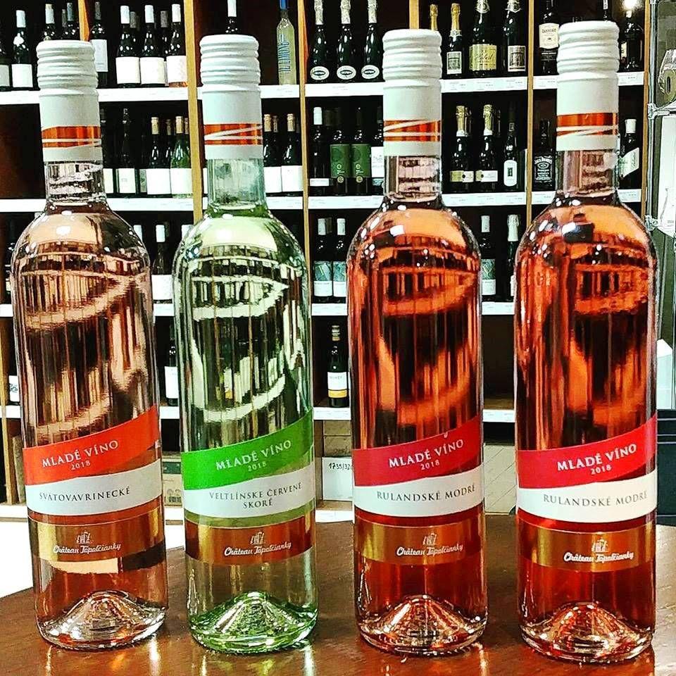 Mlade Vino Rocnika 2018 Najdete Aj V Nasej Ponuke Ochutnajte Novy Vynimocny Rocnik Slovenskych Vin Uz Dnes Svatova Wine Bottle Rose Wine Bottle Whiskey Bottle