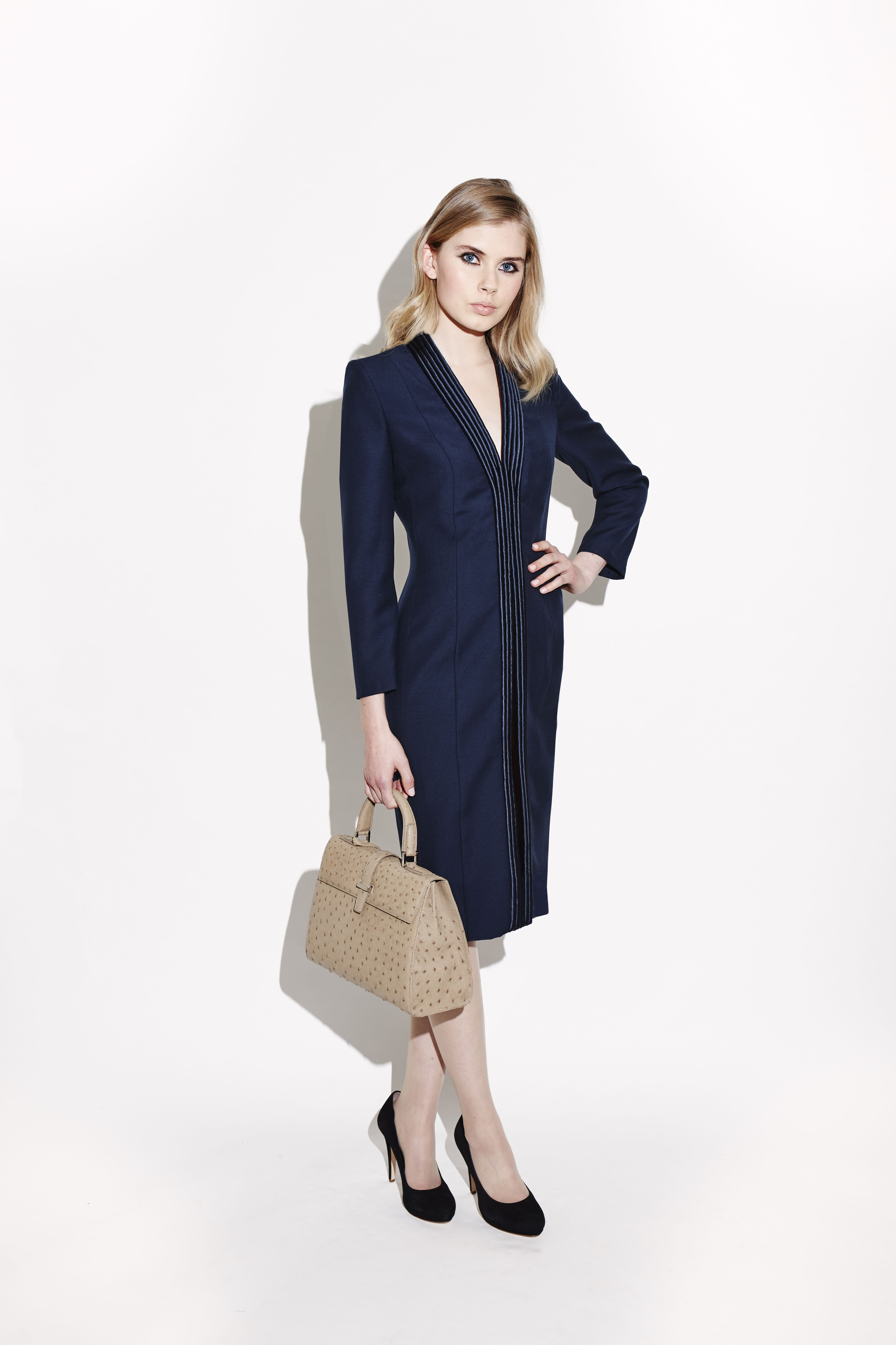 Paddington Coatdress Catherine Walker