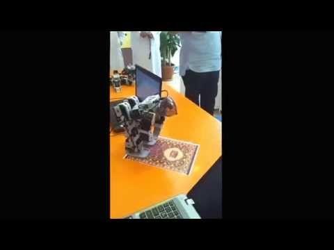 A Salaah Robot! Buzz Ideazz Robot