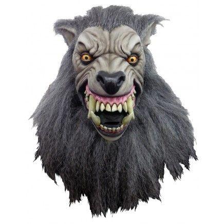 Disfraces de Halloween: Máscara de Hombre Lobo en Londres