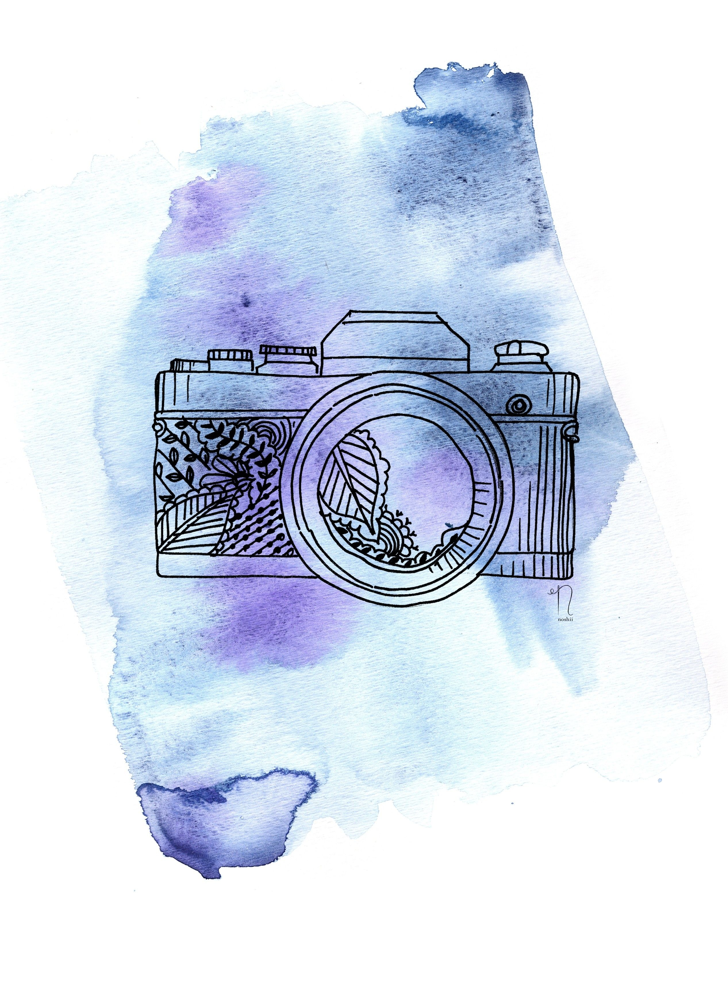Brika Com Camera Print More Colors A Well Crafted Life Art
