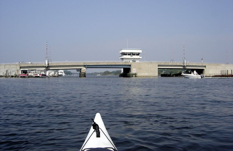 Beaver Creek Dam Bridge, Princeton Ave, Brick, Nj With -3711