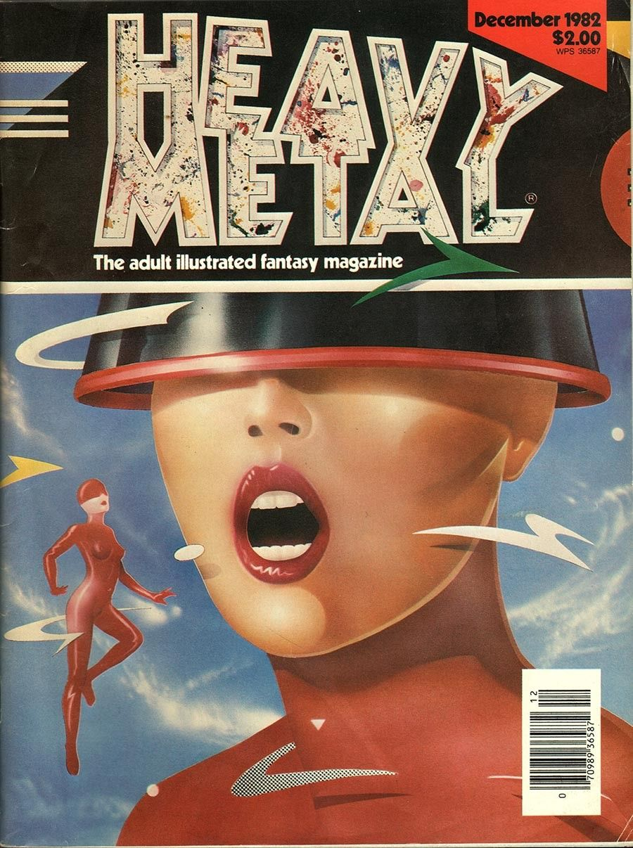 item details: Entire Issuekeywords: Moebius, Suydam, Amino Men Take over All of our vintage magazines have been stored in a dry, acid free environment.