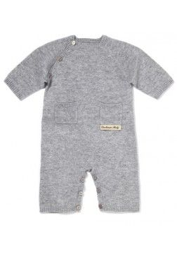 ONE PIECE FOR BABY IN PURE CASHMERE