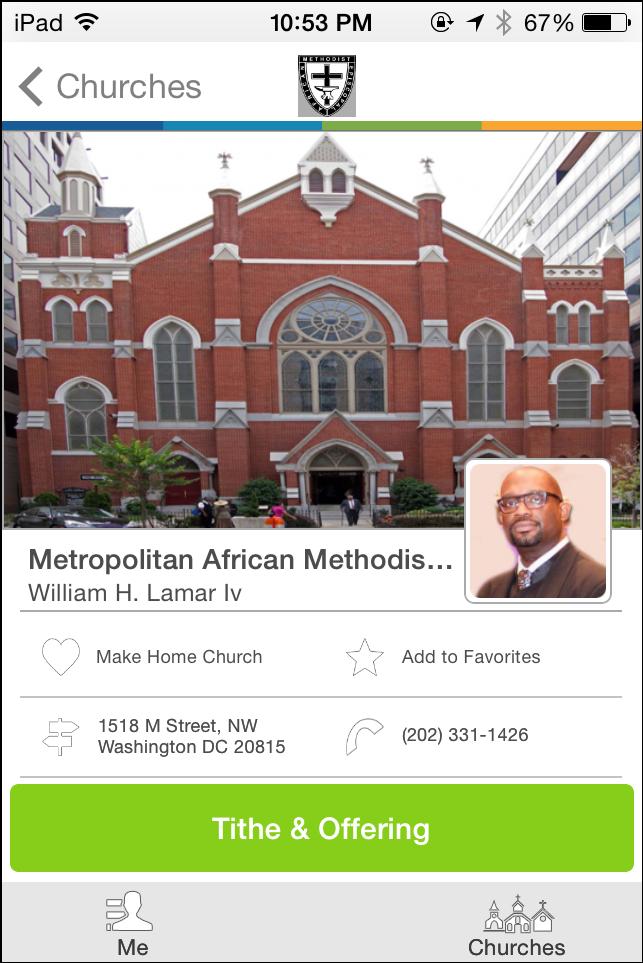 Metropolitan African Methodist Episcopal Church In Washington D C Givelifychurches Church Episcopal Church Methodist