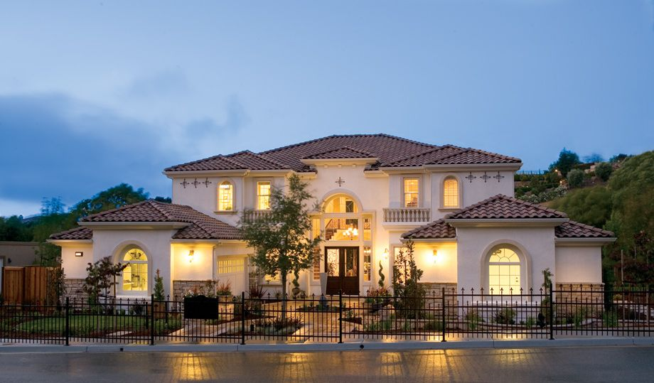 Toll Brothers Norris Canyon Estates Beautiful Houses