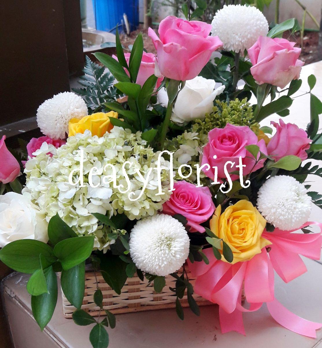 Bunga Vas Bunga Pot Bunga Keranjang Bunga Box Bunga Pot Bunga Vas