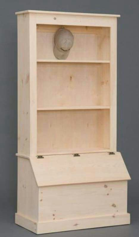 Toy Box Diy Furniture Diy Wood Projects Woodworking Projects