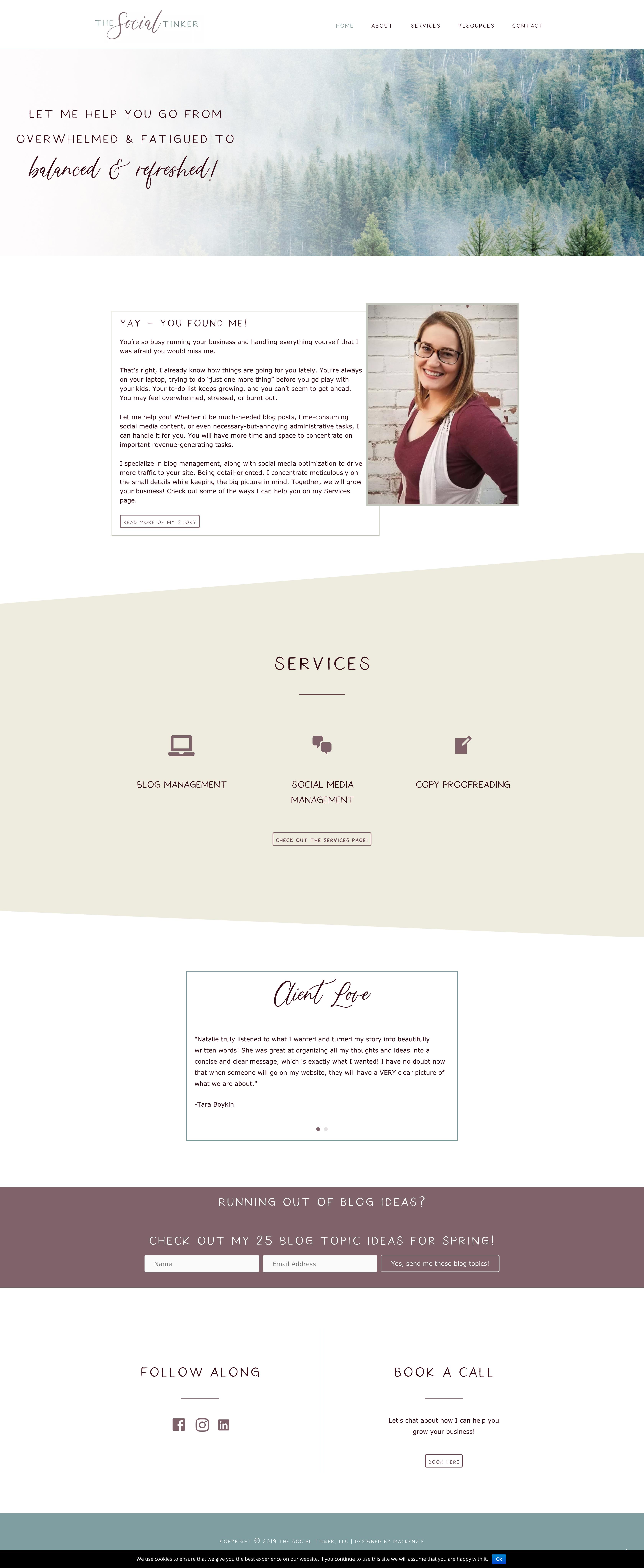 Minimalist Website Design Inspiration For Freelancers Web Design Simple Website Design Website Design Inspiration