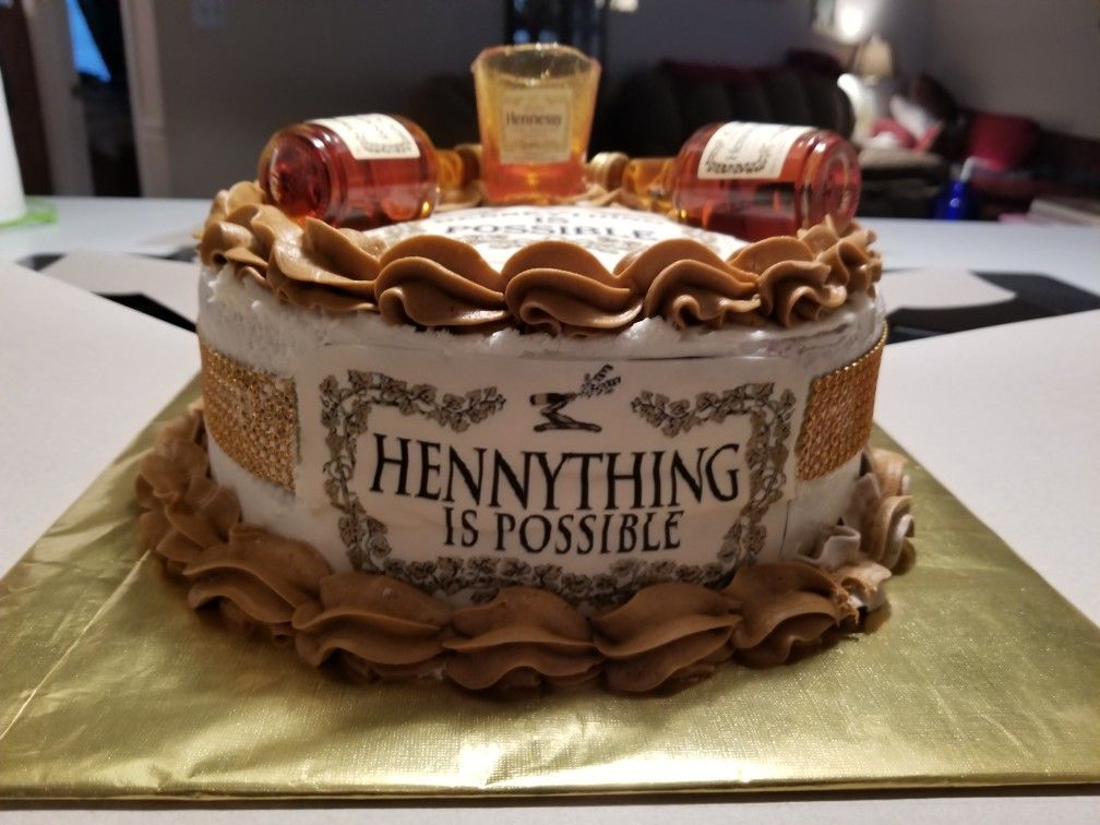 Another Hennything Is Possible Cake For Him Red Velvet Cake