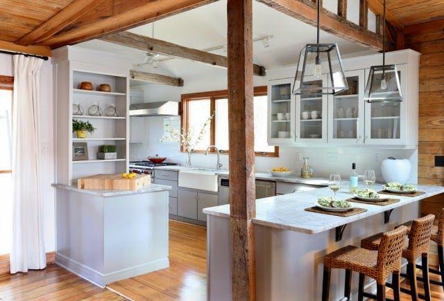 islas de cocina rusticas - Buscar con Google: