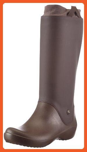 Boots, Womens rain boots, Brown boots women