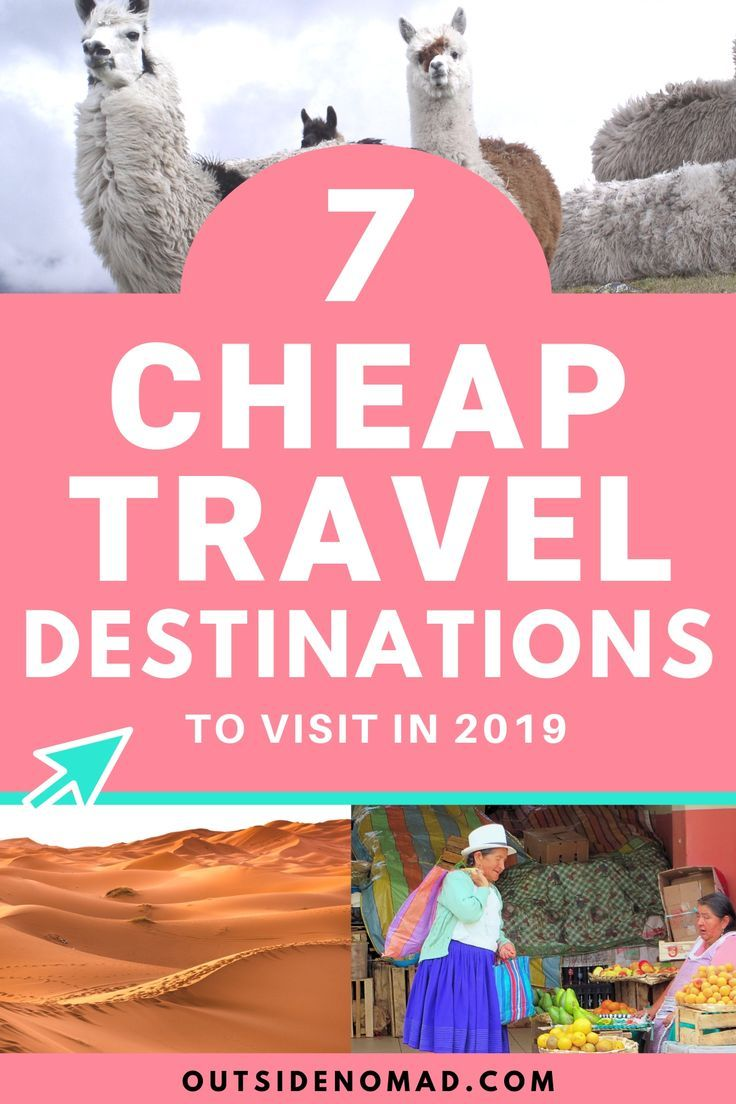 Photo of The Best Cheap Travel Destinations For 2019 – #Cheap #Destinations #travel