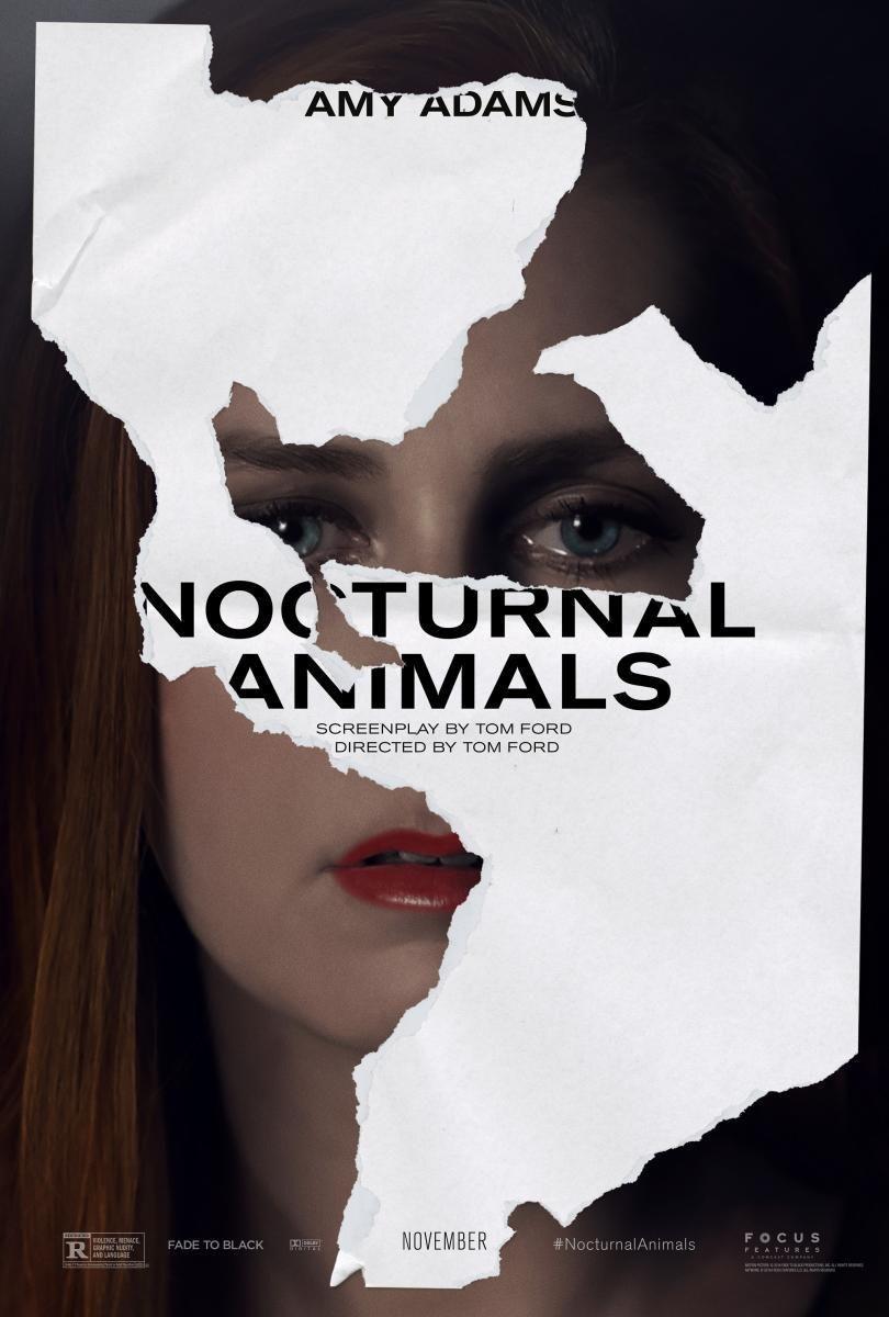 poster pelicula animales nocturnos