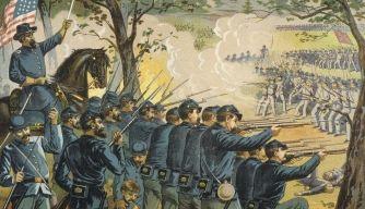 American Civil War, Battle of the Wilderness