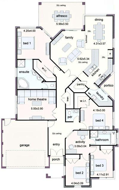 Gladstone Designer Homes house plans Pinterest Gladstone, Home