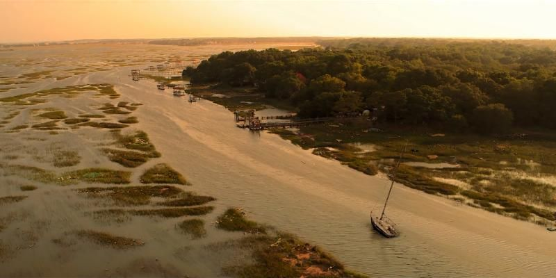 Filming Locations Guide Where Is Outer Banks Filmed The Real Kildare County Is In 2021 Outer Banks North Carolina Vacation Filming Locations North Carolina Vacations