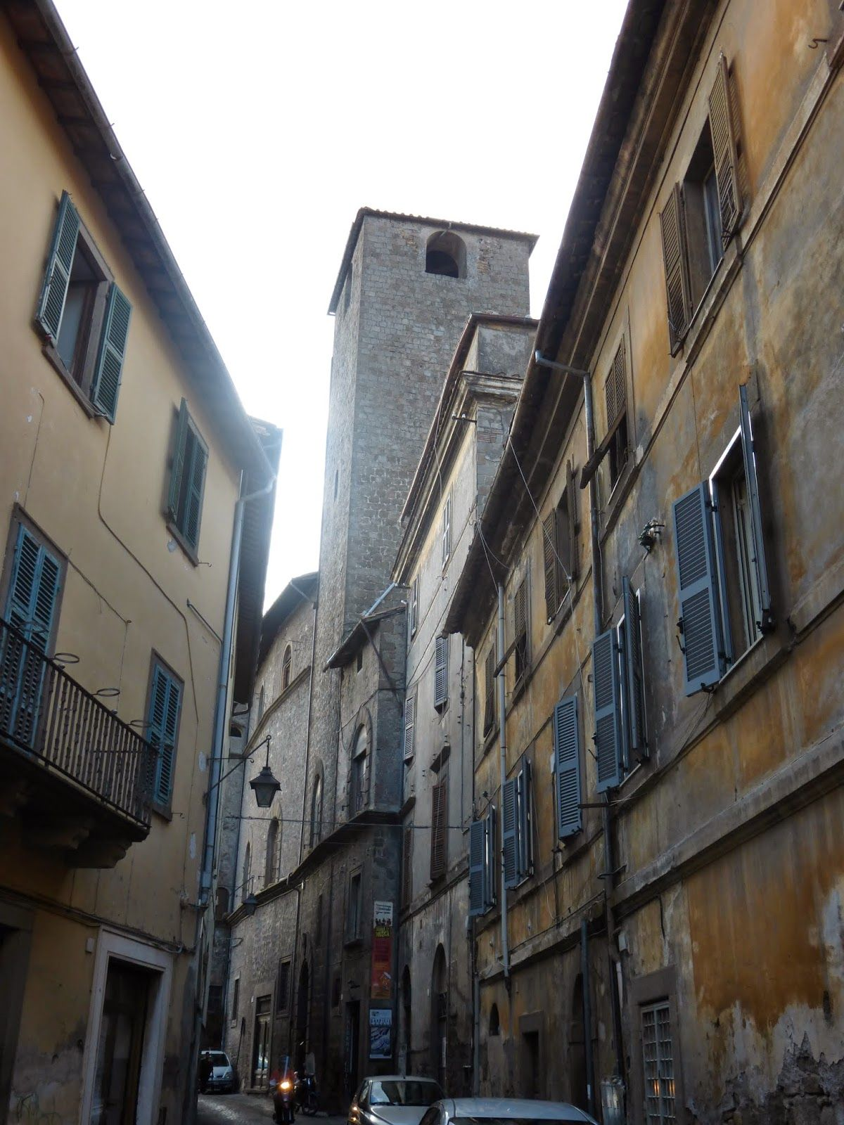 50 Years In Italy: Living in a Renaissance Palazzo in Italy: Viterbo