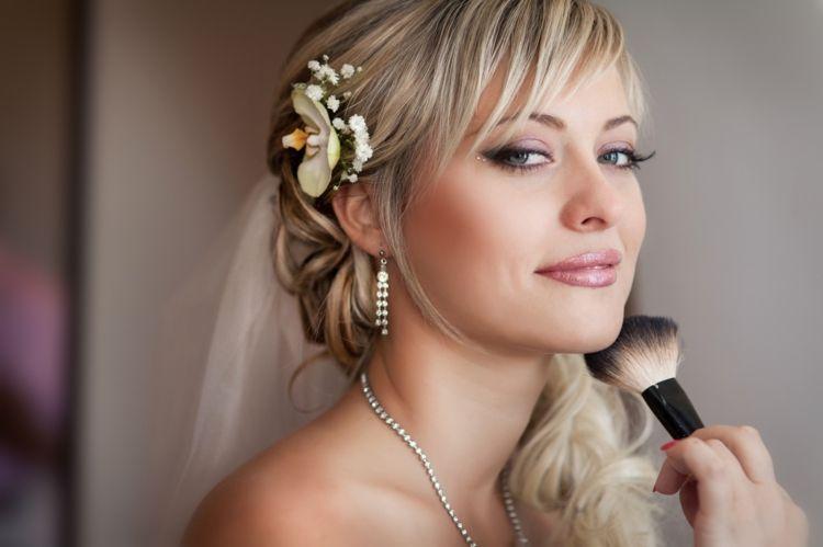 Leichtes Braut Make Up Blonde Haare Blaue Augen Wedding Makeup Braut Make Up Blonde Haare Blaue Augen Schminke Fur Die Hochzeit